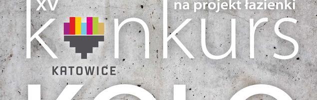 Katowice i Sanitec Koło ogłaszają konkurs na toaletę publiczną Projekt Łazienki 2013