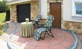 Ścienny kamień dekoracyjny jako dekoracja elewacji domu