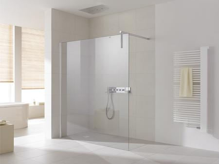 Kabina prysznicowa Walk-in-Shower XS KERMI
