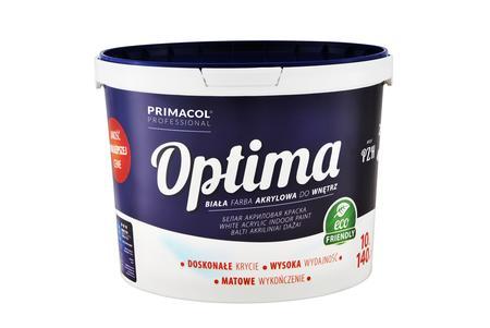Farba akrylowa Optima Primacol Professional