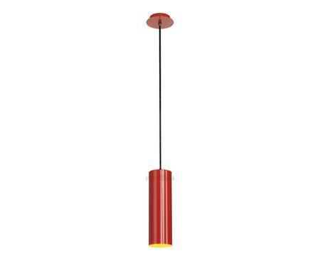 Lampa wisząca czerwona Enola SPOTLINE
