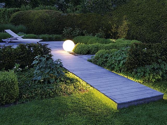 Jak Zaplanować Oświetlenie Ogrodu Dekoracyjne Lampy