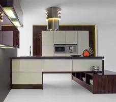 Ekskluzywna kuchnia to nowoczesne meble kuchenne, gładkie fronty, markowy sprzęt
