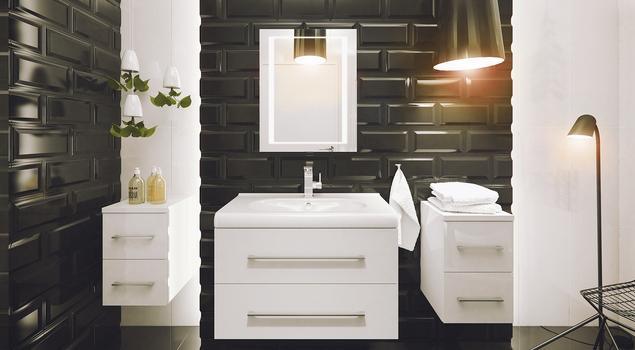 Nowoczesne Meble łazienkowe Podstawą Pięknych Aranżacji