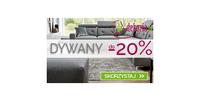 Dywany do -20%! Sprawdź >>