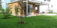 Zabudowa przestrzeni ogrodu. Oranżerie i ogrody zimowe